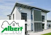 Kostenlos Informationen zu Einfamilienhaus von Albert-Haus anfordern