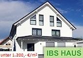 Kostenlos Informationen zu Haus 400 von IBS Haus anfordern