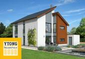 Kostenlos Informationen zu Haustyp 31.0 von YTONG Bausatzhaus anfordern