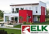 Kostenlos Informationen zu ELK- Comfort 164 T... von ELK Fertighaus Deutsch... anfordern