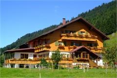 Gästehaus in Balderschwang