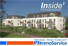 Citylage - Neubau-Eigentumswohnung mit Terrasse und Gartenanteil