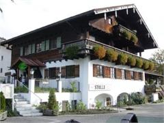 Restaurant und separate Gaststube mit 2 Kegelbahnen in Burgberg