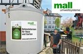Kostenlos Informationen zu regenwassernutzung von mall gmbh anfordern