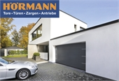 Kostenlos Informationen zu garagen-sectionaltore von hörmann anfordern