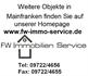FW Immobilien Service Günther Weisensel