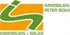 Immobilien und Solar