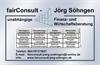 fairConsult-Jörg Söhngen, Vermögen & Kredit & Immobilie & Versicherung