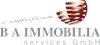 B.A. immobilia services GmbH