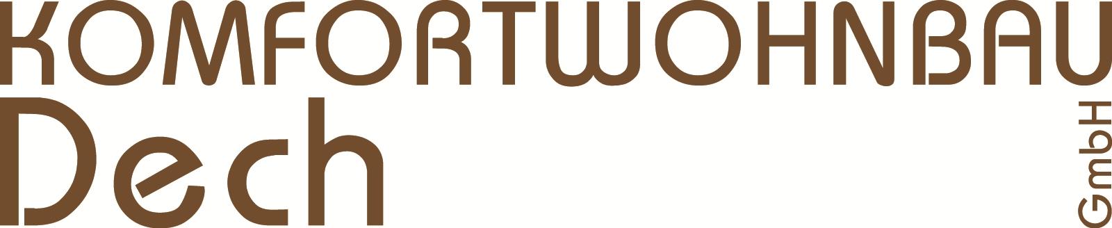 KOMFORTWOHNBAU Dech GmbH