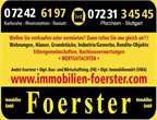 Foerster Immobilien GmbH      IVD