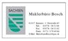 Maklerbüro Bosch, Immobilienvermittlung