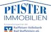 Immobilien Pfister  Kooperationspartner der Raiffeisen-Volksbank Bad Staffelstein eG