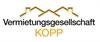 Vermietungsgesellschaft Kopp GbR