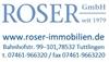 Roser GmbH - Anlagen Immobilien Finanz-Dienstleistungen