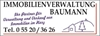 Immobilienverwaltung Baumann GmbH & Co. KG