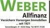 WEBER Allfinanz      Weber Immobilien