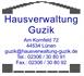 Hausverwaltung Guzik