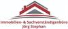 Immobilien & Sachverständigenbüro Jörg Stephan