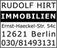 RUDOLF HIRT IMMOBILIEN