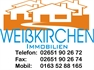 Weißkirchen Immobilien