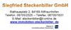 Siegfried Steckenbiller GmbH