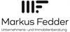 Markus Fedder -Unternehmens- und Immobilienberatung-